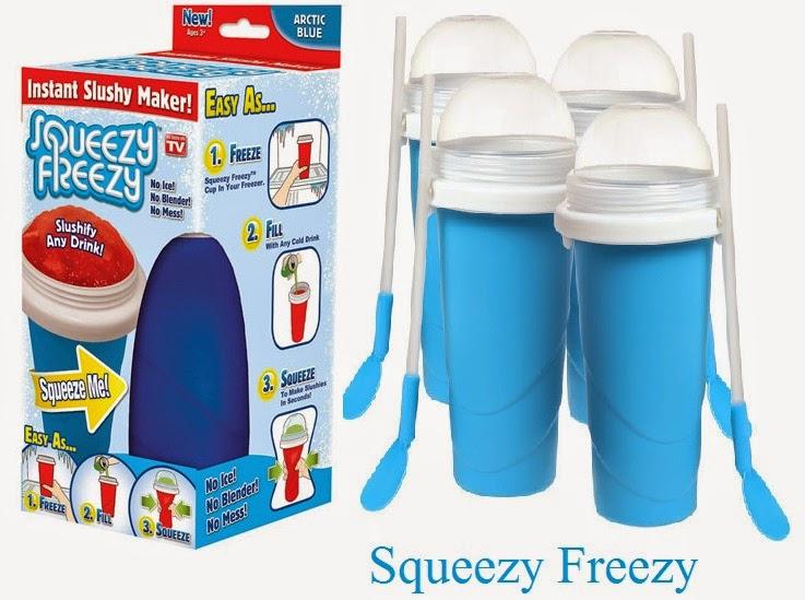 Squeezy Freezy