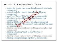 daftar isi otomatis berdasarkan komentar