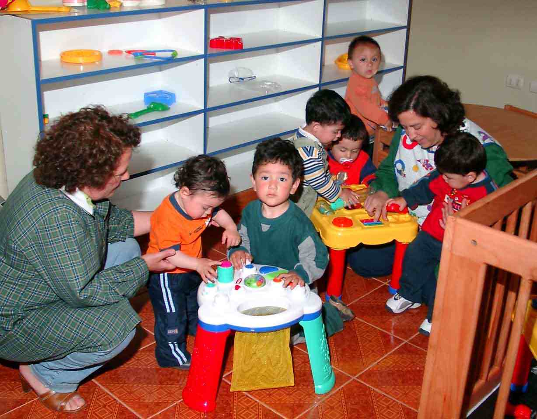 Deportes for Auxiliar de jardin de infancia