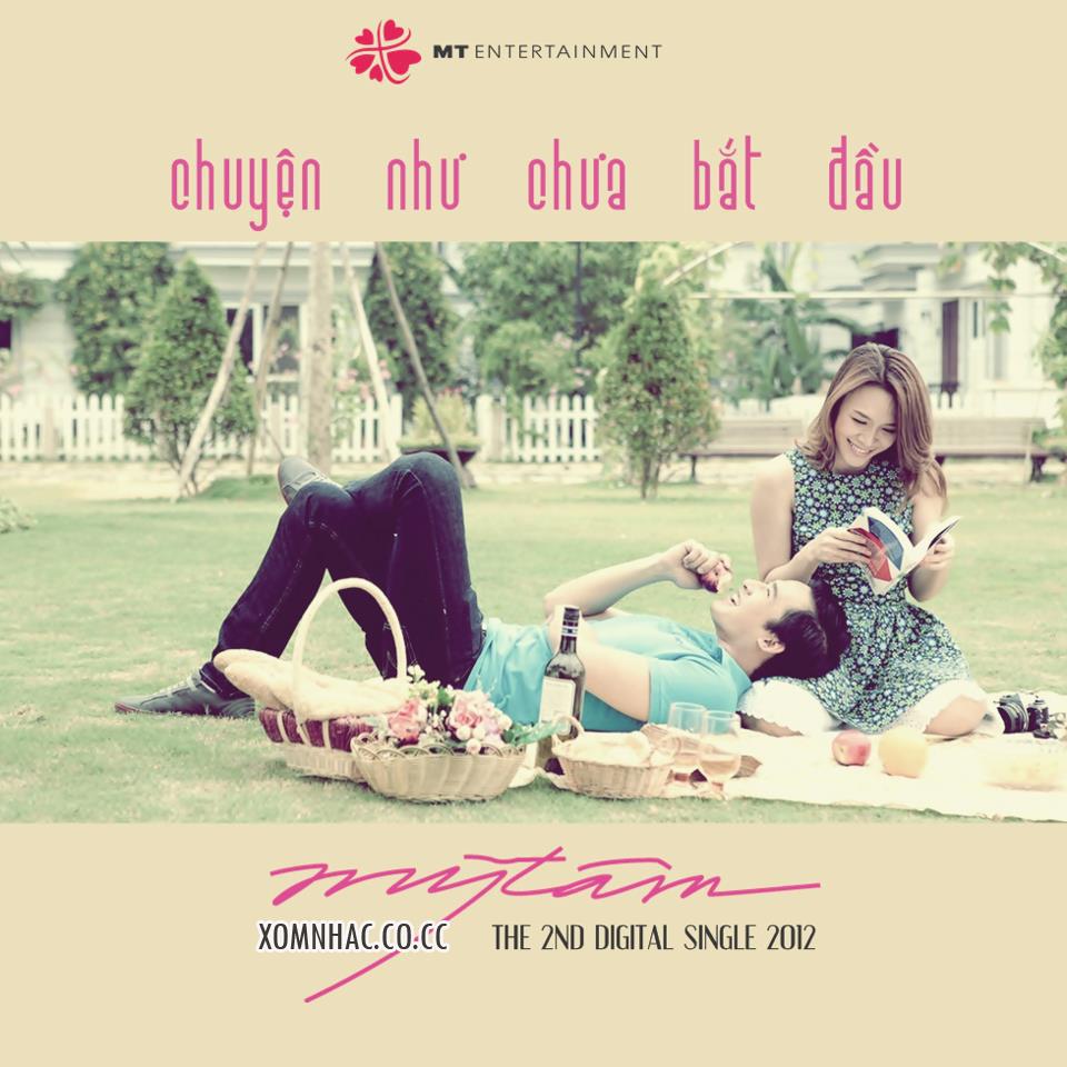 Album: Chuyện Như Chưa Bắt Đầu - Mỹ Tâm (Single 2012)