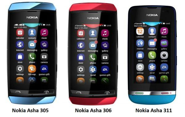 Hard Resets & Soft Resets for Your NOKIA ASHA PHONES ...