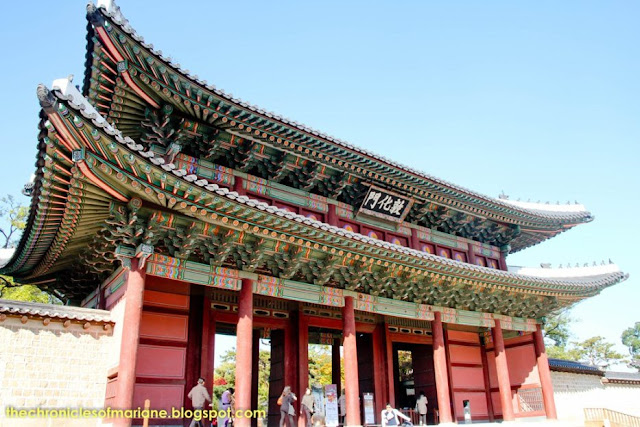 Chandeokgung Palace