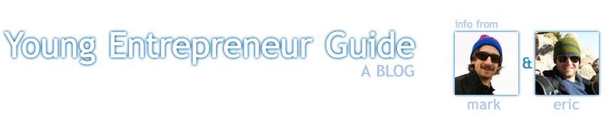 Young Entrepreneur Guide