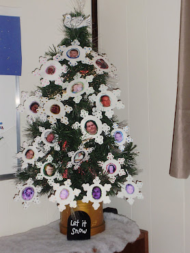 2011/2012  Snowflake Family Tree...
