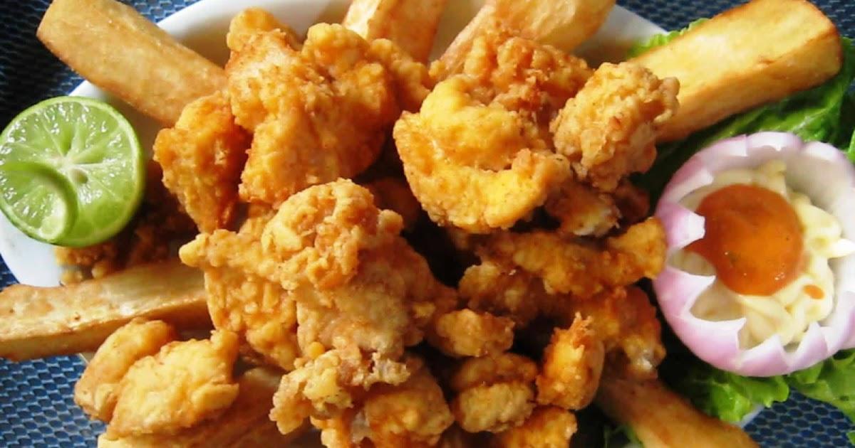C mo preparar chicharr n de pescado recetas de comida for Como cocinar pescado