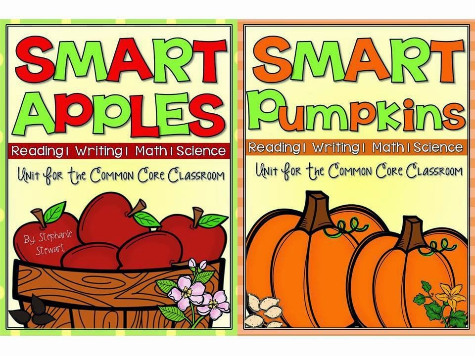 http://www.teacherspayteachers.com/Product/Smart-Apples-and-Pumpkins-Bundle-1455033