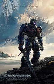 Transformer the last knight 2017
