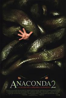Anaconda 2 (Anacondas: la cacería de la orquídea sangrienta) (2004) Español Latino
