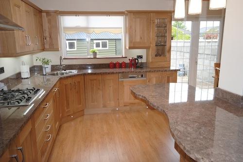 Blog Recent Oak Kitchen Installation