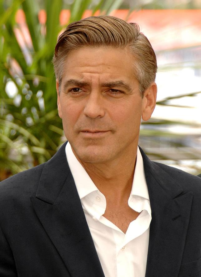George Clooney se leiloa por uma boa causa (Foto: Getty Imagens)