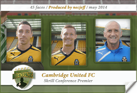 DF11 Team Faces Cambridge United