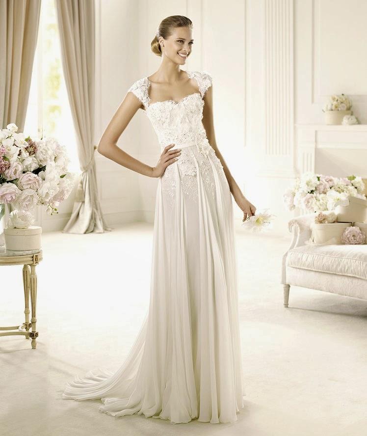 Elie Saab – Wedding Gowns 2014 | Self Improvement