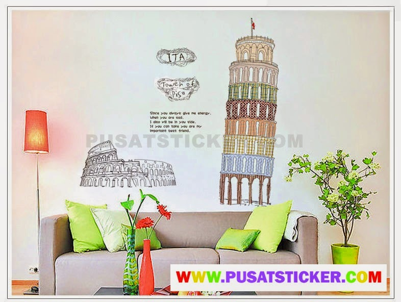 ready stock wall sticker paling baru 2014 - olivacollection
