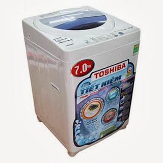 Cách tự sửa máy giặt Toshiba