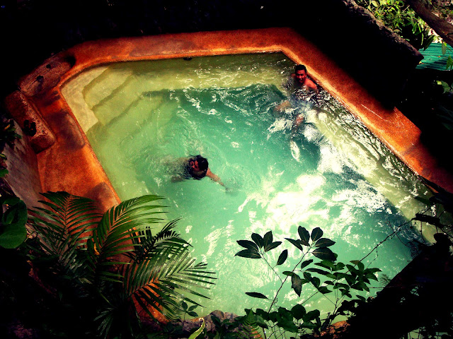 Esoy Hot Spring's Main Pool