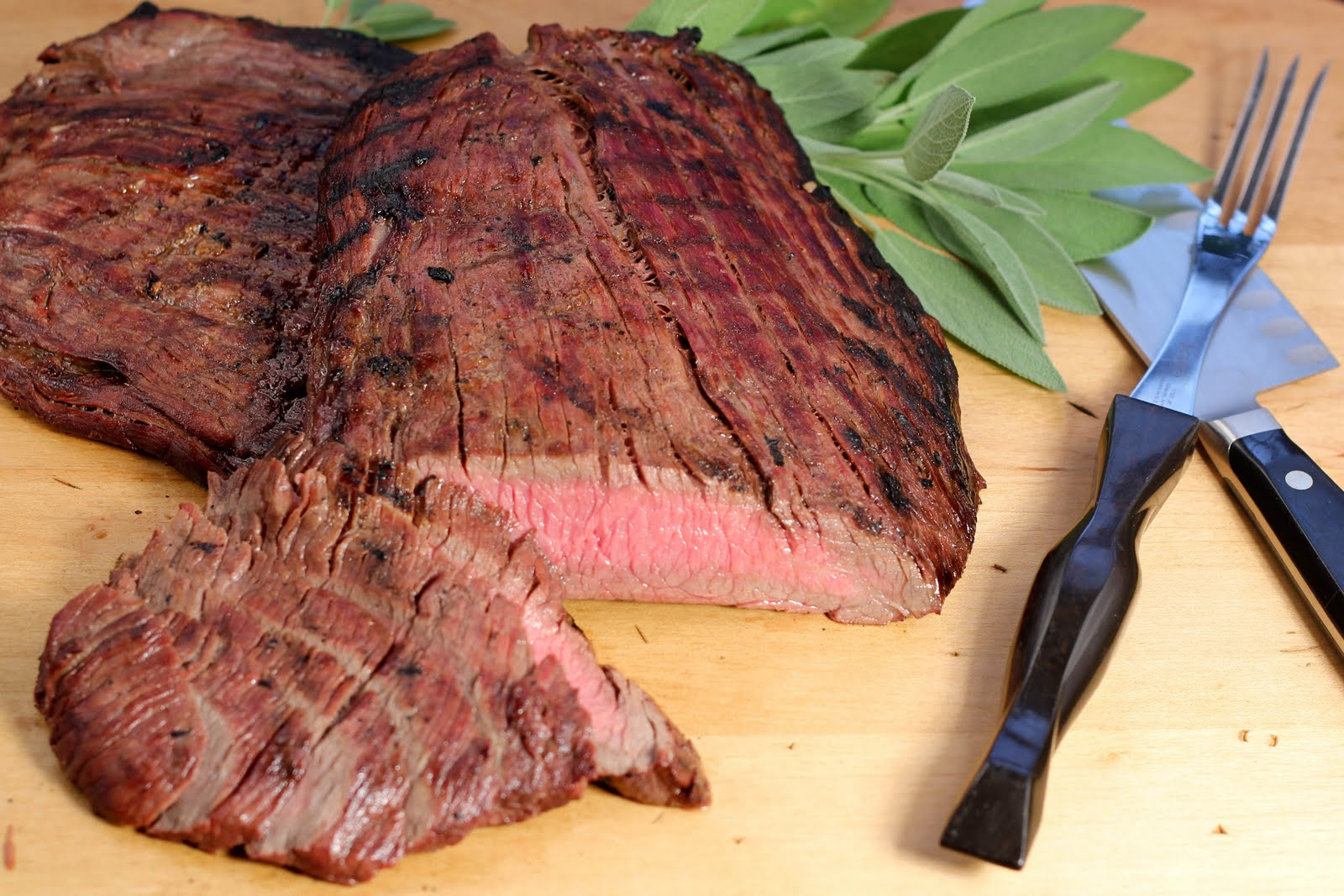flank steak bourbon marinated flank steak beer marinated flank steak ...