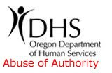 DHS, DCS, CPS, DCFS, Oregon Children Services abuse of Authority, Evil Corrruption