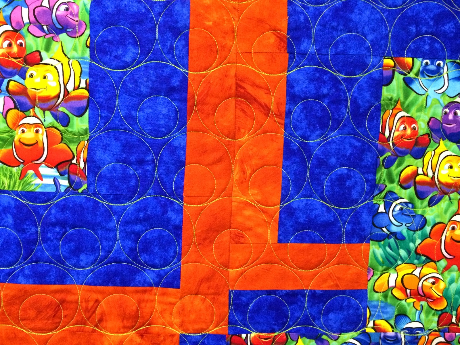 Beth Robertson's Nemo Quilt