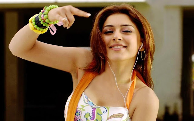 Hansika Motwani Hot Wallpapers Fashion 2013 Carolina