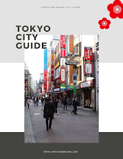 CITY GUIDE TO TOKYO