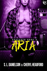 Aria (Upstaged Book 4)