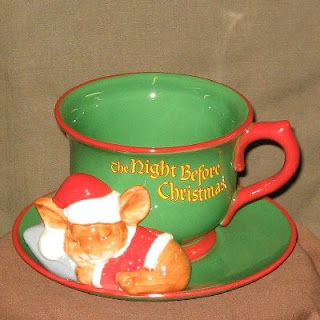 Order a Night Before Christmas Teacup