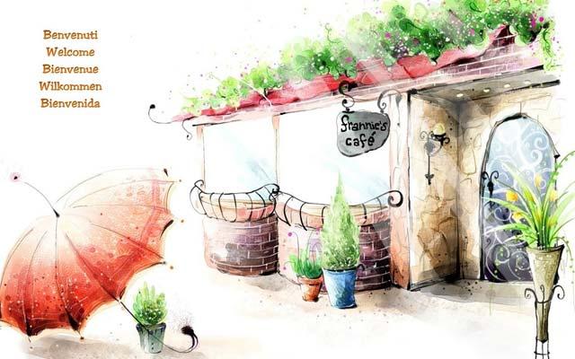 il trova blog presenta il blog frannie's cafè