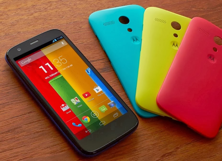 How good Moto G is comparing iphone?