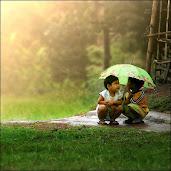 #16 Rain Wallpaper