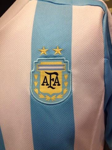 jual online jersey argentina home terbaru musim depan 2015