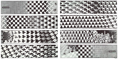 Escher Metamorfosi