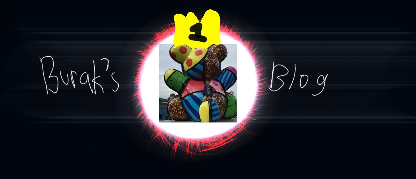 Burak's Blog