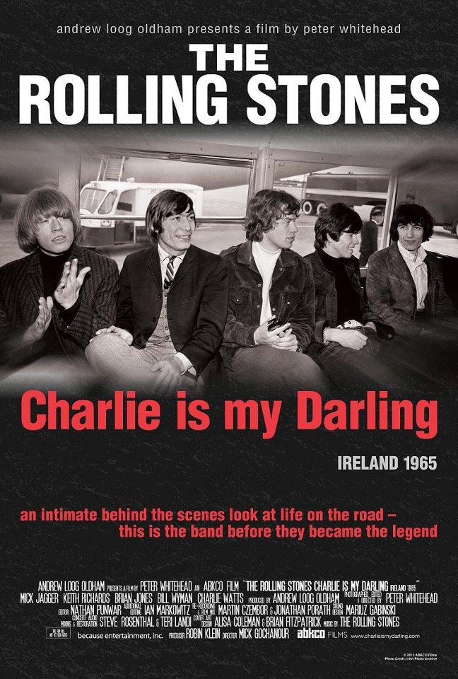 Ver The Rolling Stones: Charlie Is My Darling (2012) Online