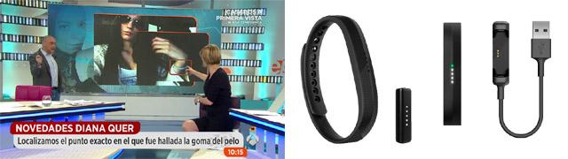 Diana Quer y la pulsera biométrica