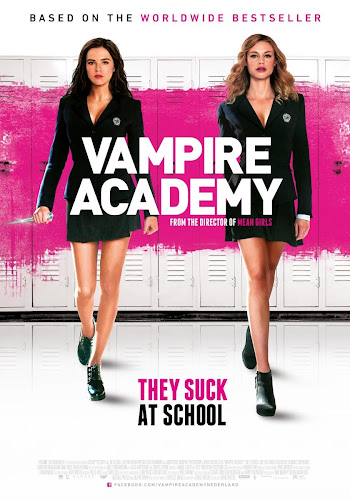 Vampire Academy (BRRip HD Inglés Subtitulada) (2014)
