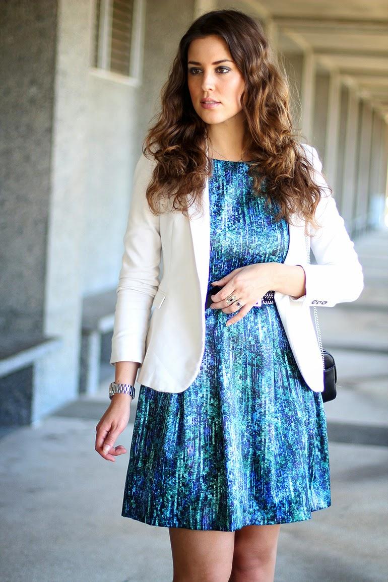 Платье Блейзер Zara