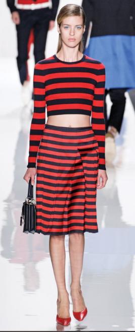 FINE Magazine's Blog: Crop-Top Fashion Alert