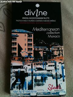 En Esta Ocasión Os Enseño La Monaco De La Colección Mediterranean. Esta  Paleta No La Iba A Comprar, Pero Por Hablar Con Marta De Esta Paleta, ...