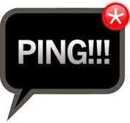 Cara Mengubah Tulisan PING Di BBM android