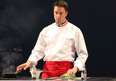 Chef Philippe Mille Blog Esteban Capdevila