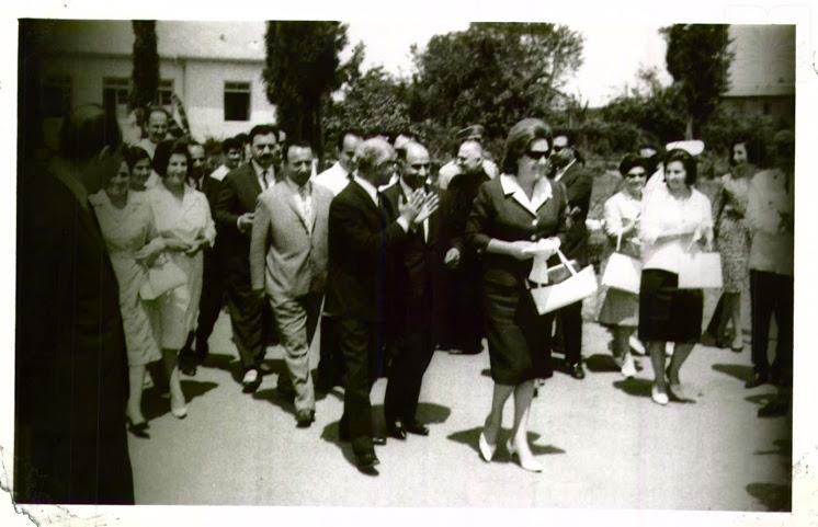 فریده دیبا در لاهیجان