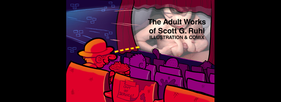 The Adult Works of Scott G. Ruhl
