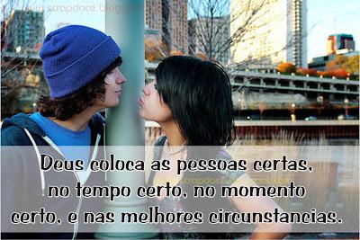 Recado Amor - Amizade para Facebook e Orkut