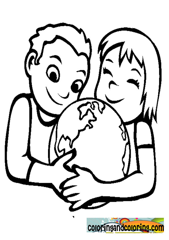 Free Caring For Pets Coloring Pages Caring Coloring Pages