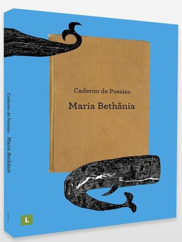 Lançamento do DVD e Livro 'Caderno de Poesias' terá presença de Bethânia