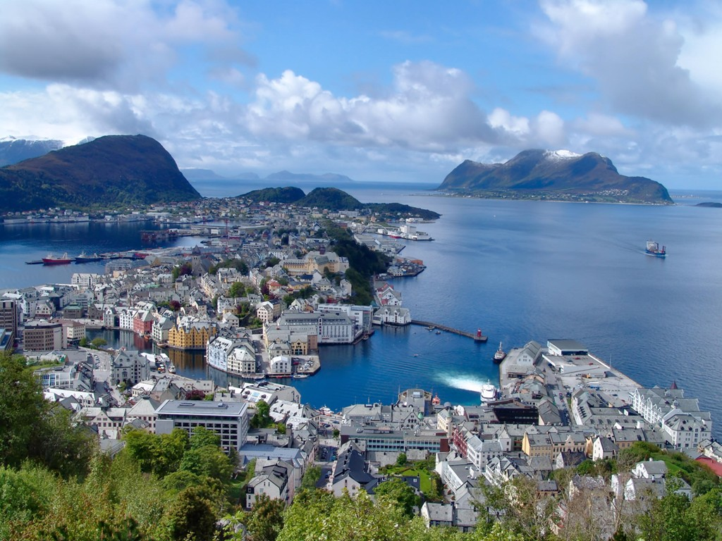 Alesund Norway  City pictures : Alesund, Norway