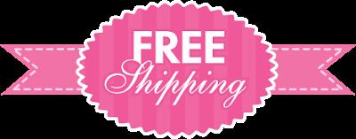 FREE SHIPPING on AVON!