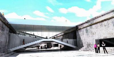 06-Danish-Maritime-Museum por BIG
