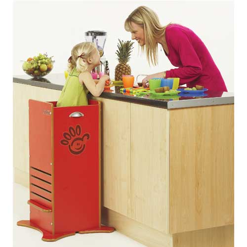 Diy Kitchen Helper: More Than Just Montessori: Our Kitchen Tower Has Arrived