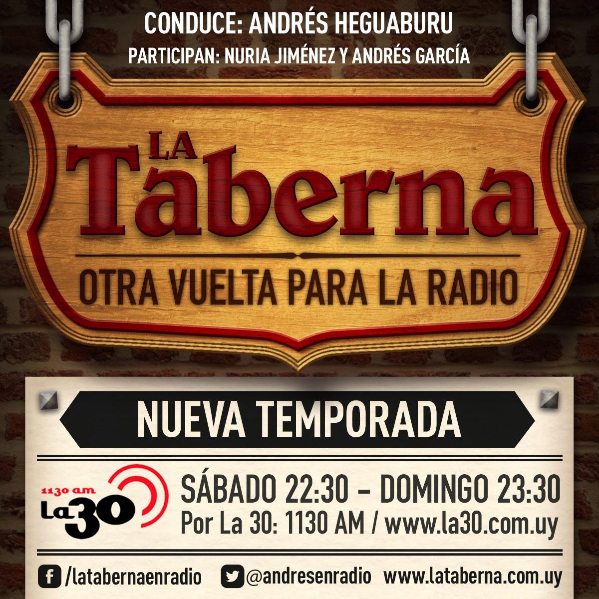 La Taberna - Otra vuelta para la Radio